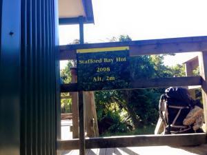 Stafford Hut