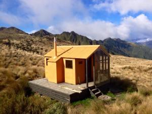 Mount Brown hut 1
