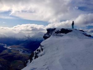 Treble Cone, New Zealand