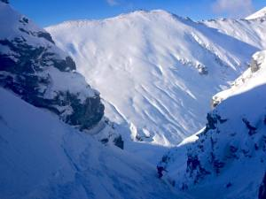 Ski turns